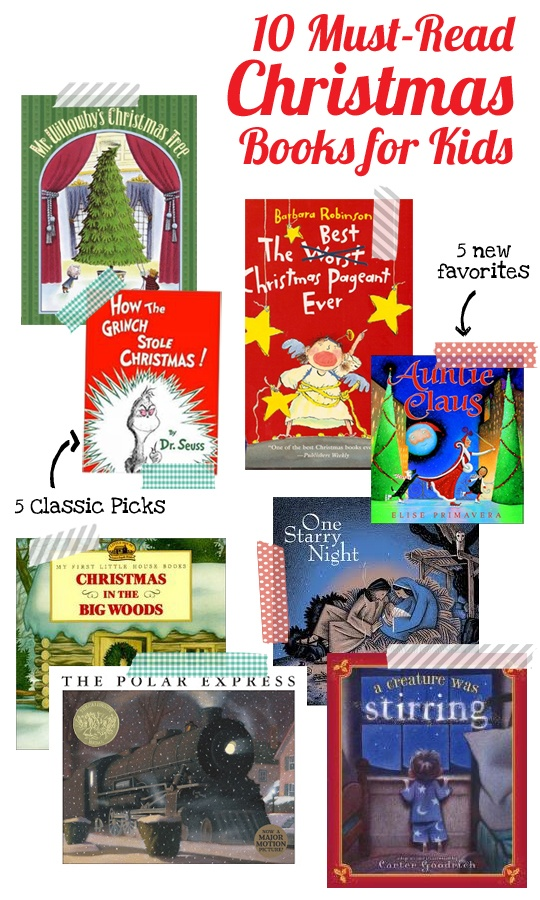 classic and soon to be classic christmas reads - Classic Christmas Books