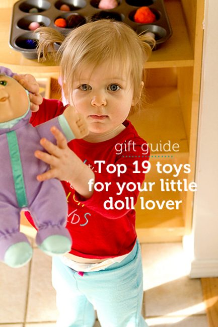Gift Guide: Doll Lovers