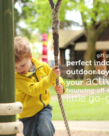 Gift Guide: Kids on the Move