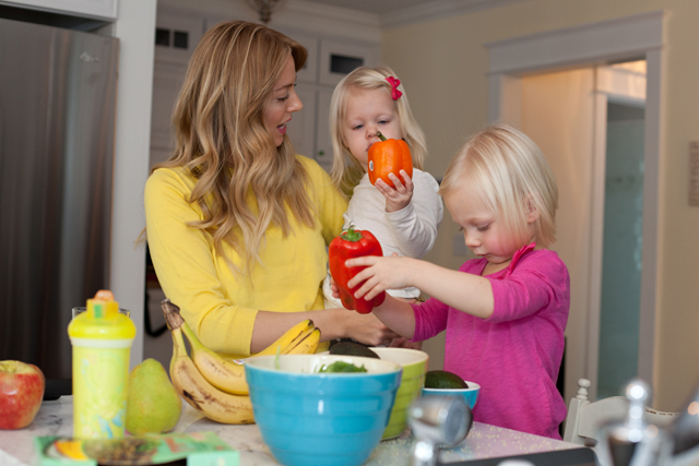How parents and kids can eat for energy
