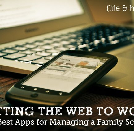 Your Entire Family's Schedule, All in One Place