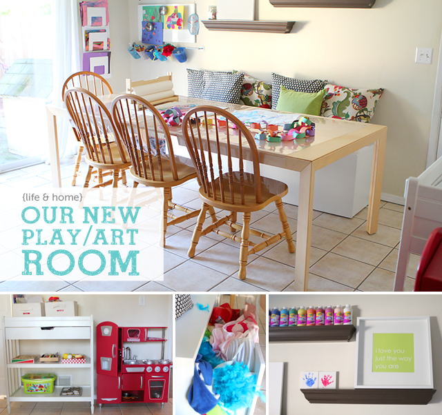 Play Formal Living Room Escape Game: How To Set Up An Art Center For Kids