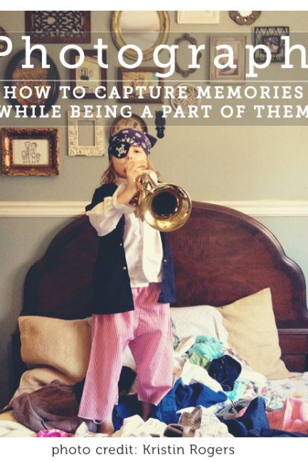 How To Capture Memories with Your Phone While Still Being a Part of Them
