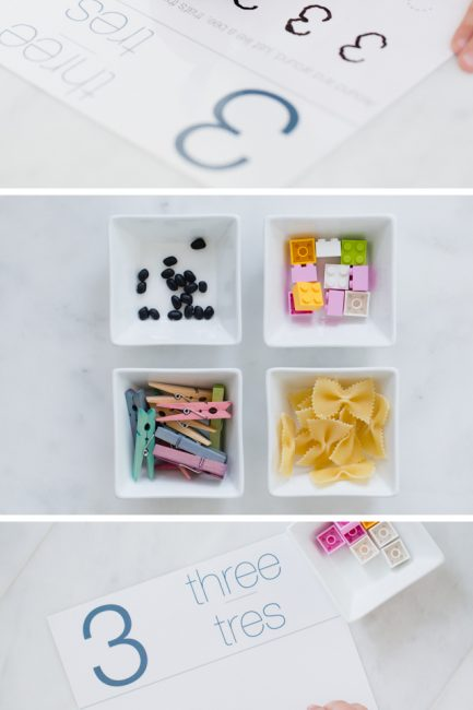 Homemade Learning: Printable Counting Cards