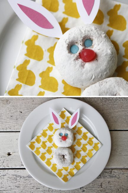 Make It: Donut Easter Bunny Surprise