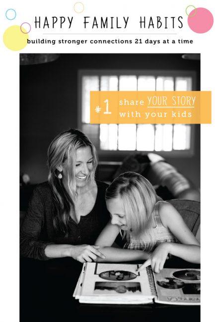 New Series: Happy Family Habits