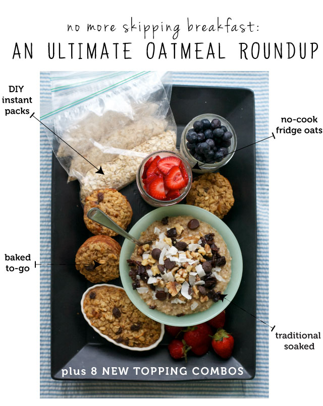 5 Brilliant Ways to Make Oatmeal Easy