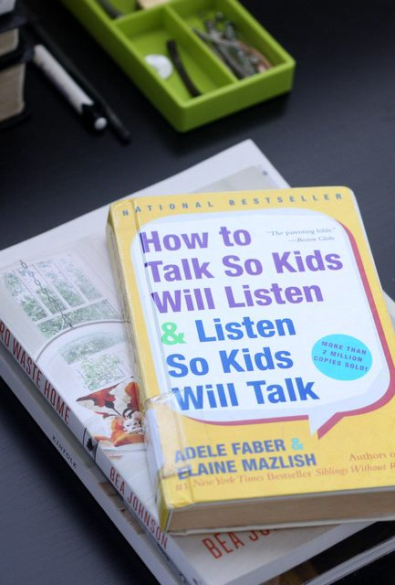 "Virtual Book Club: ""How to Talk So Kids Will Listen…"" – Part 2"