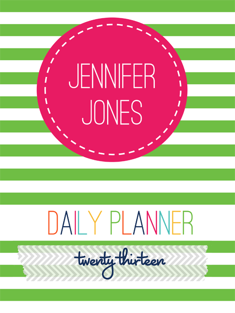 don t miss your chance to win an awesome personalized planner from