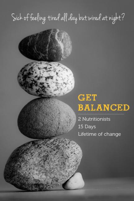 MPMK Continuing Ed Course #3 – Get Balanced