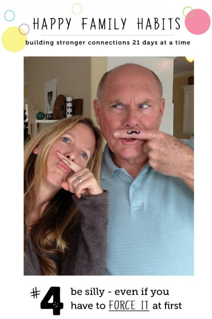 Happy Family Habit #4: Staying Young (and Silly!) with Your Kids