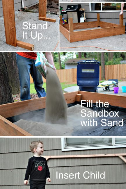 How to Build a Sandbox… Finally!