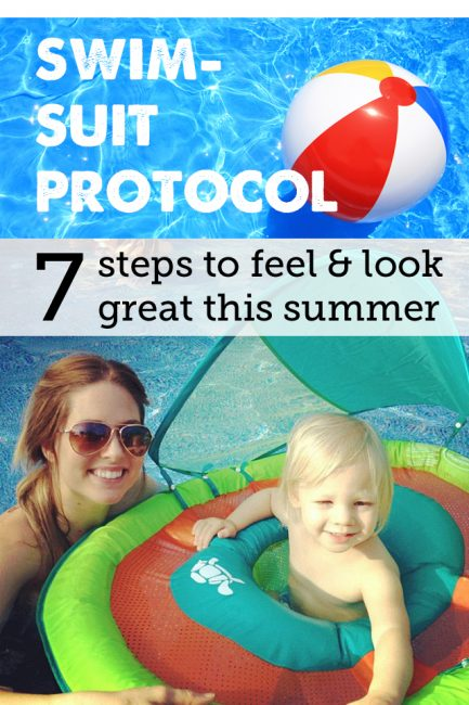 Swimsuit Protocol: Get Ready for Summer STAT