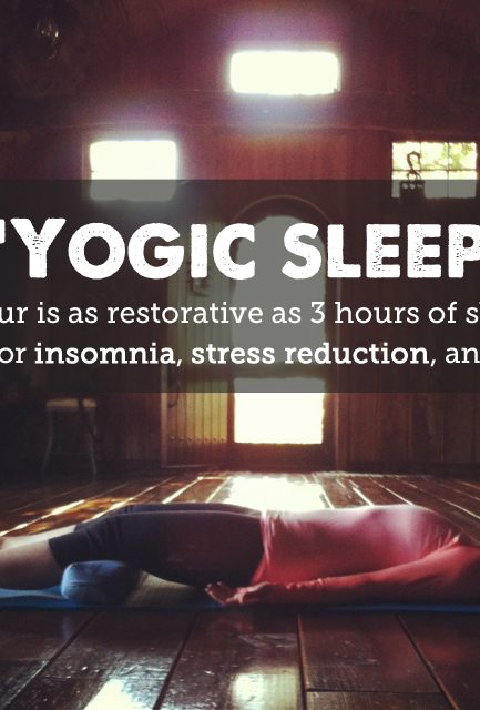 "Free Resources to Try ""Yogic Sleep"""