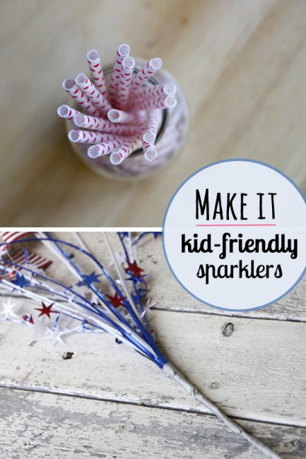 Holiday DIY: Kid-Friendly Sparklers