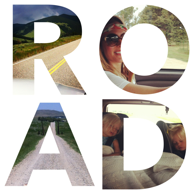 On The Road - A Family Road Trip Survival Guide.  Great tips here from what to pack to how to get the kiddos to nap!