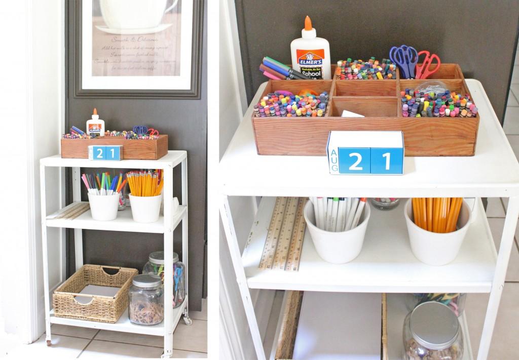 Homework Areas In Kitchen - image 8