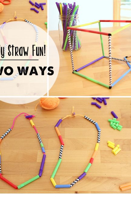 Playtime Tool Box: Silly Straws