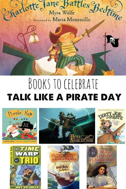 Eight Swashbuckling Pirate Books