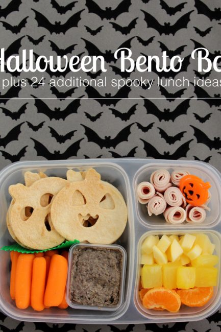 25 Totally Do-able Halloween Lunch Ideas