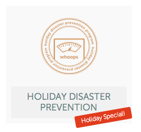 Online Nutrition Program: The Holiday Prevention Program