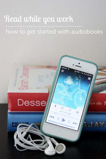 How to Get Started with Audiobooks