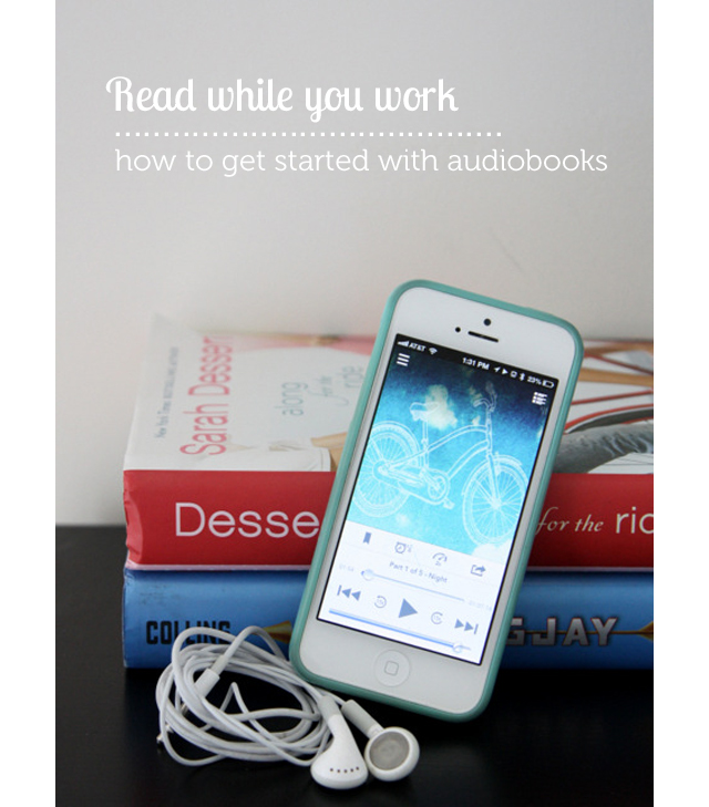 Audiobooks 101 - Great post. I never have time to read anymore and have been wanting to try audiobooks while I do laundry, dishes, cleaning, etc.!