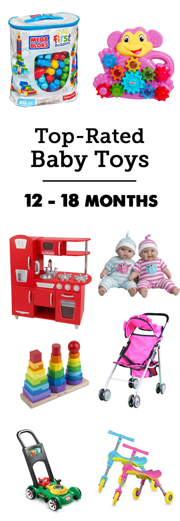 12 To 18 Month Toys : Mpmk gift guide best toys for babies young toddlers