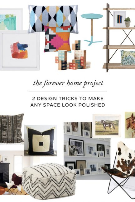 The Forever Home Project: The Plan for the Family Room