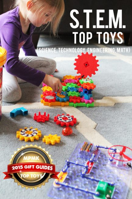 MPMK Gift Guide: Top Learning Toys for Building STEM Skills