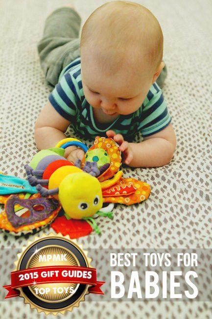 Gift Guide 2015: Top Picks for Babies & Young Toddlers