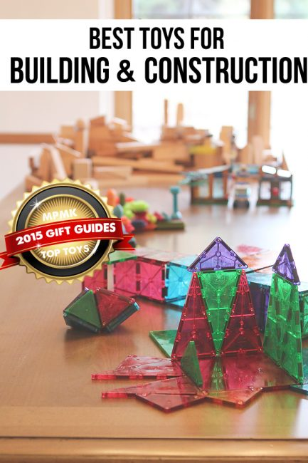 Gift Guide 2013: Best in Blocks and Construction Toys