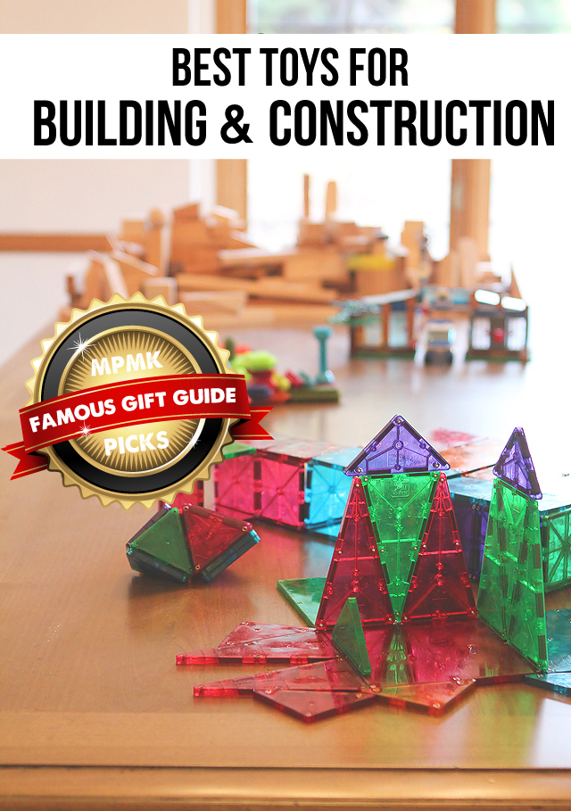 Best Building Toys For Developing Math Problem Solving And Spatial Thinking Skills