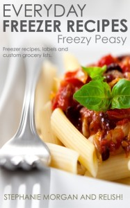 Everyday Freezer Recipes eBook