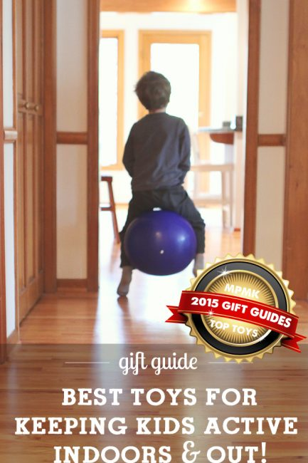 MPMK Gift Guide: Keeping Kids Active Indoors & Out