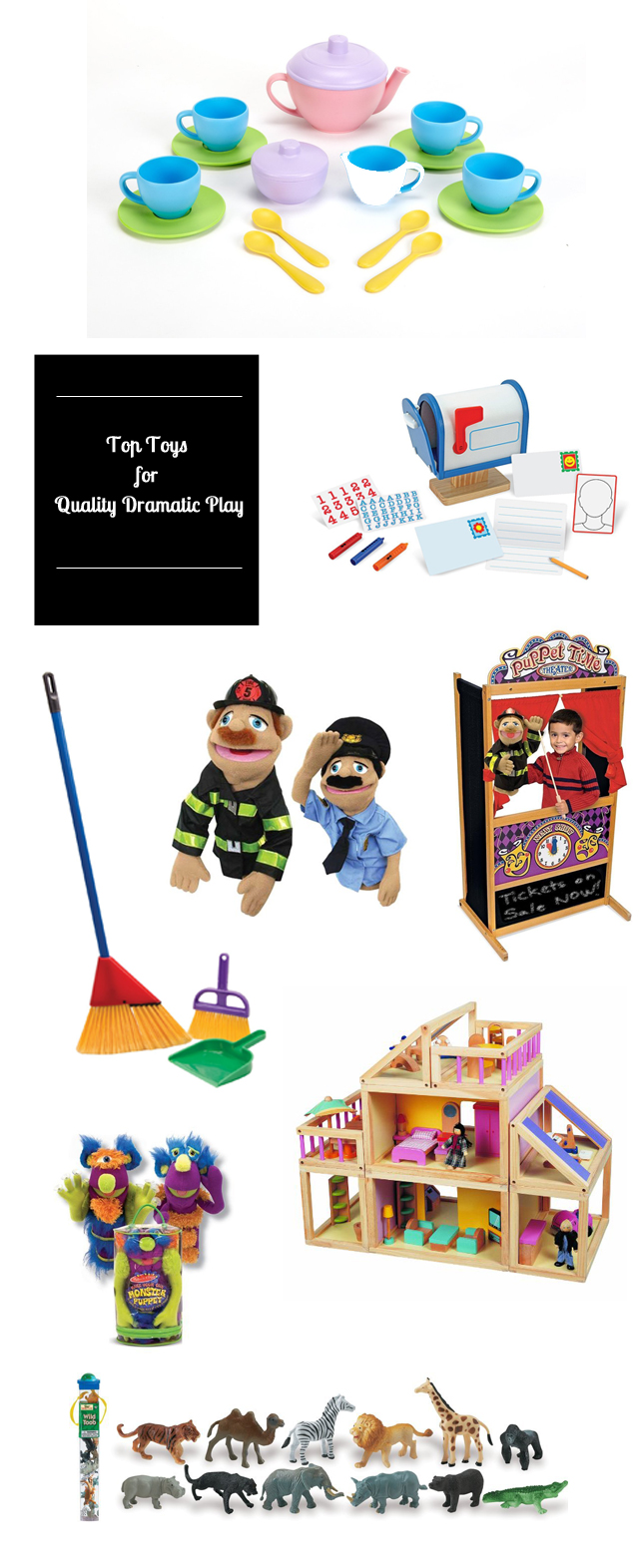 Dramatic Play Toys : Mpmk gift guide top toys for quality dramatic play