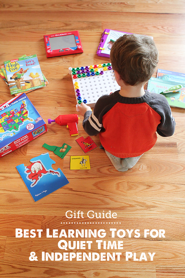 Toys For Parents : Mpmk gift guide best educational toys for quiet time