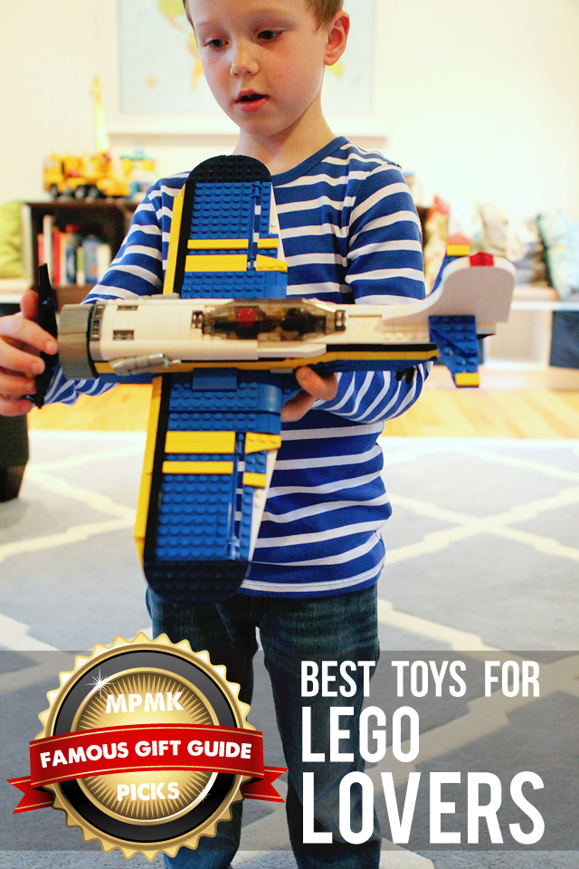 best toys for LEGO lovers, best LEGO kits
