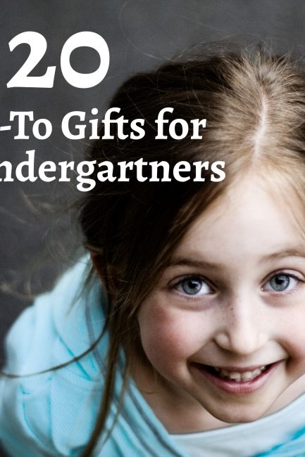 "MPMK Toy Gift Guide: Best Toys for Kindergartners- So much better than the latest ""it"" toy - all of these picks will bring hours and hours of engaged playtime from your kindergartner."