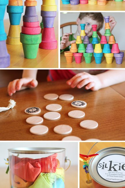 Our Favorite Handmade Learning Toys (Plus 20% Off)