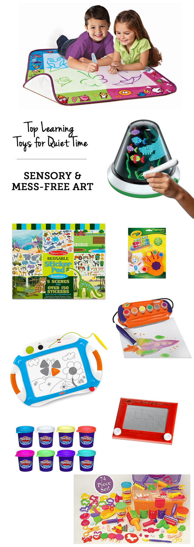 Top Learning Toys For Toddlers : Mpmk gift guide best educational toys for quiet time