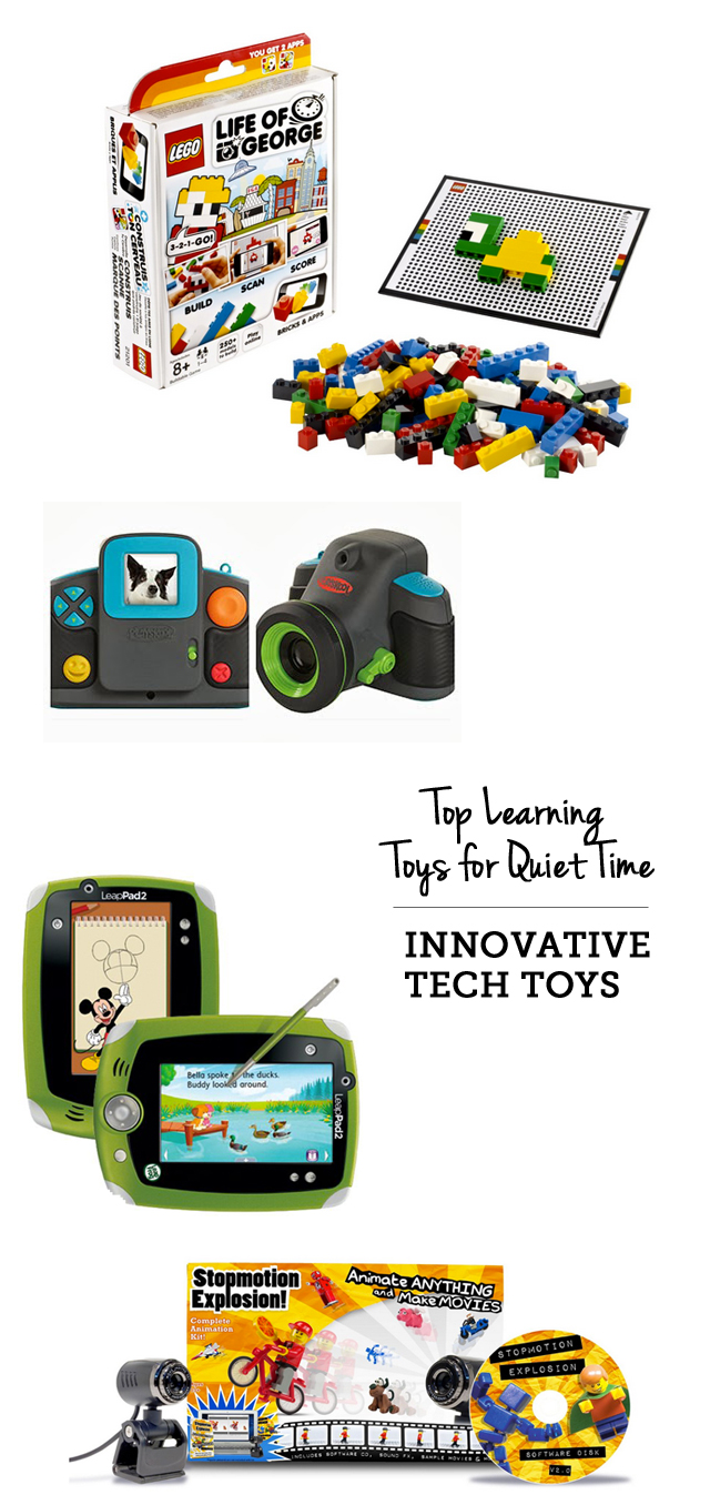 Best Educational Toys For Tech : Mpmk gift guide best educational toys for quiet time