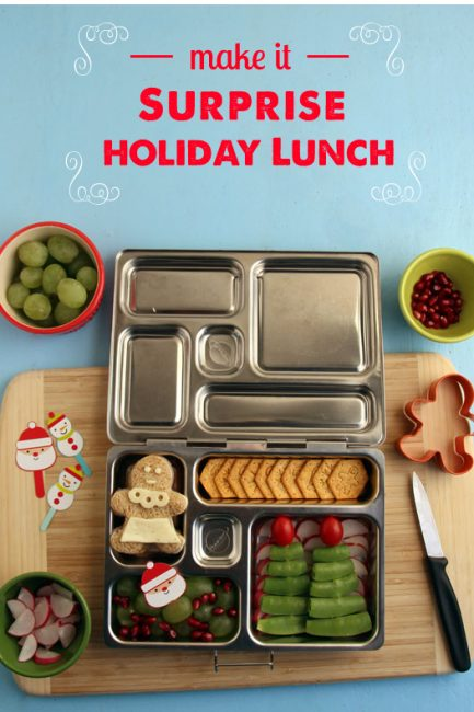 An Extra Special Healthy Holiday Lunch