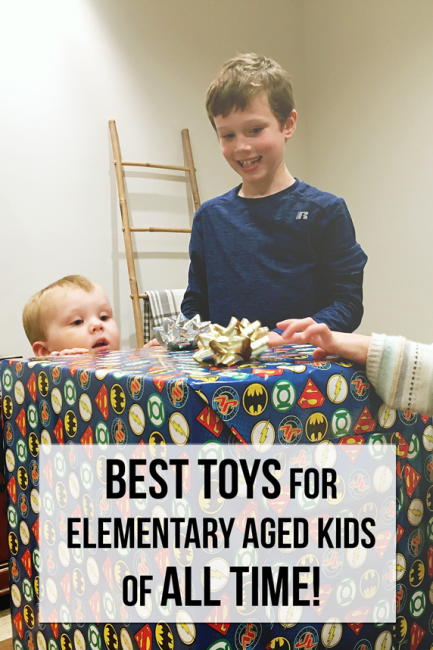 MPMK Gift Guide: Go-To Gifts for Elementary Aged Kids