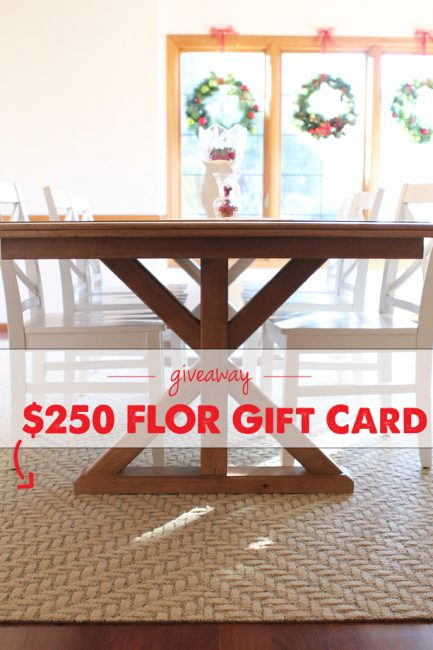 The Forever Home Project: Dining Room Update & $250 Giveaway