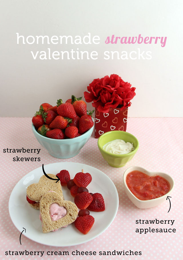 3 healthy strawberry snacks for valentine s day modern parents