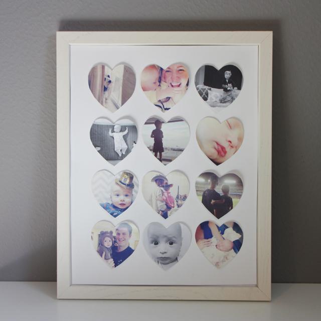 Diy Home Decor Instagram: DIY Valentine's Day Decor: Easy Instagram Art