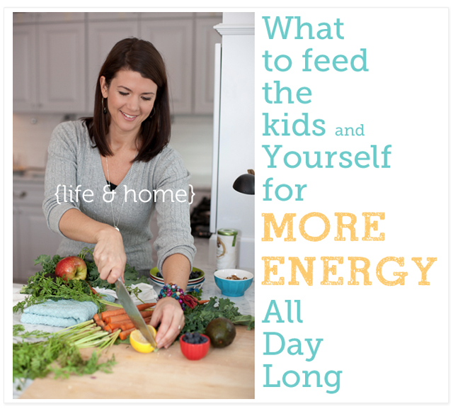 5 steps for eating for energy