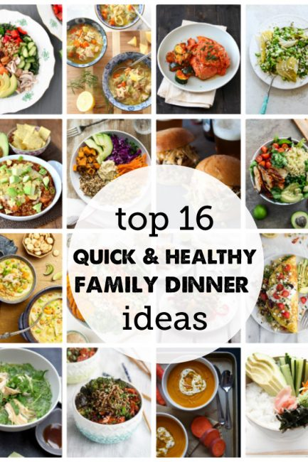 16 Fresh Dinner Recipes for a Healthy New Year