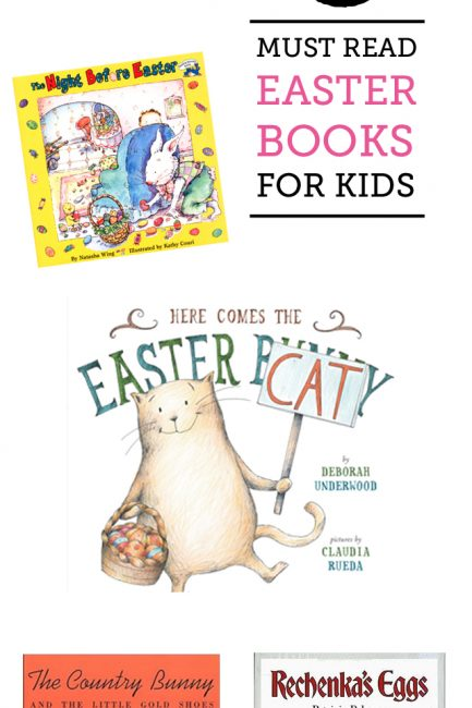 8 Delightful Children's Books for Easter